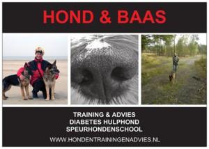 HOND & BAAS flyer